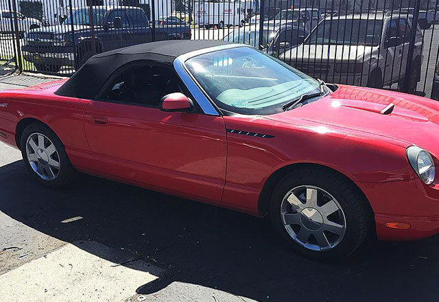 Replace Old, Torn, Damaged Convertible Top